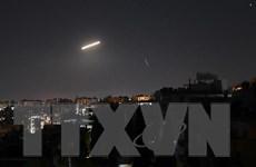 Syria chặn đứng cuộc tấn công từ không phận Liban