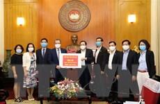 Người Việt tại Thái Lan và Hàn Quốc ủng hộ chống dịch COVID-19