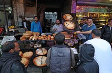 WFP: Giá thực phẩm tại Syria tăng lên các mức kỷ lục