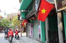 Hà Nội: Cửa hàng kinh doanh hàng không thiết yếu chỉ mở cửa sau 9 giờ