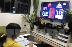 Dạy tiếng Việt trên truyền hình cho học sinh lớp 1