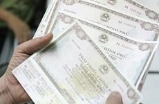 Huy động trái phiếu Chính phủ trong tháng 4 giảm 68%