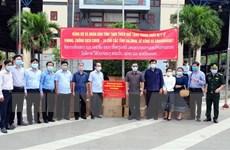 Thừa Thiên-Huế hỗ trợ vật tư, trang thiết bị y tế cho tỉnh Savannakhet