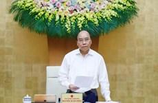 Thủ tướng: Phấn đấu tăng trưởng trên 5% trong năm 2020