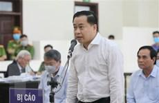 Một bị cáo thừa nhận đã giúp Phan Văn Anh Vũ thâu tóm đất