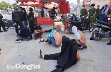 Mở rộng điều tra nhóm giang hồ thu tiền bảo kê ở Đồng Nai