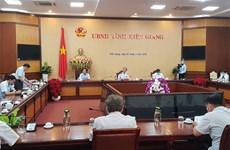 Công bố kết luận thanh tra quản lý đất đai tại Kiên Giang