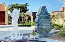 Vườn kỷ vật mang tên Đại tướng Võ Nguyên Giáp ở Hải Phòng