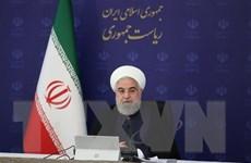 Tổng thống Iran chỉ trích Mỹ rút khỏi thỏa thuận hạt nhân