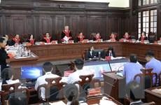 Giám đốc thẩm vụ Hồ Duy Hải: Một số luật sư, kiểm sát viên vắng mặt