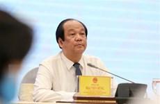Họp báo Chính phủ: Giải đáp các vấn đề về bổ nhiệm, quản lý cán bộ