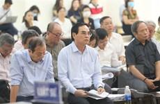 Đề nghị y án sơ thẩm với 2 nguyên Chủ tịch thành phố Đà Nẵng