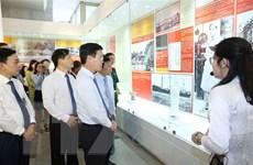 """Khai mạc trưng bày """"Hồ Chí Minh - Những nét phác họa chân dung"""""""