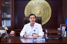 Công bố quyết định bổ nhiệm ông Trần Văn Thuấn làm Thứ trưởng Bộ Y tế
