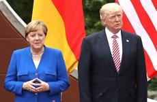 75 năm chiến thắng phátxít: Lãnh đạo Mỹ, Đức tưởng nhớ các nạn nhân