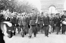 """Pháp tổ chức lễ tôn vinh """"tất cả những người lính vô danh"""""""