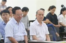 Tòa phúc thẩm vụ hai nguyên lãnh đạo Đà Nẵng sẽ tuyên án vào 12/5