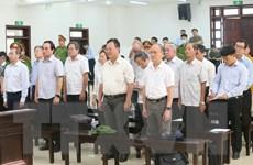 Xét xử nguyên lãnh đạo Đà Nẵng: Y án sơ thẩm với bị cáo Trần Văn Minh