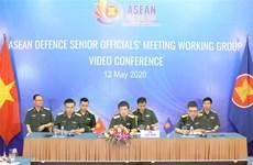 Thúc đẩy hợp tác quốc phòng ASEAN trong ứng phó dịch bệnh COVID-19
