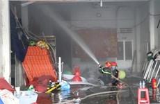 Nâng cao hiệu quả thực hiện chính sách về phòng cháy chữa cháy