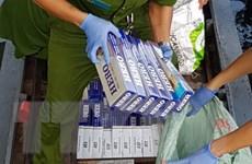 Điều tra, ngăn chặn hoạt động buôn lậu hàng hóa qua biên giới