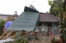 Theo dõi diễn biến bão VONGFONG để chủ động biện pháp phòng tránh