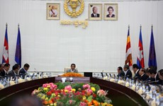 Nội các Campuchia nhất trí về Dự luật Chống rửa tiền