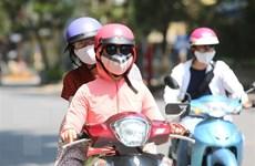 Nắng nóng ở các tỉnh Trung Bộ có khả năng kéo dài đến ngày 21/5