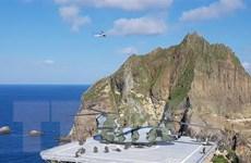Hàn Quốc triệu quan chức Nhật Bản liên quan vấn đề quần đảo tranh chấp