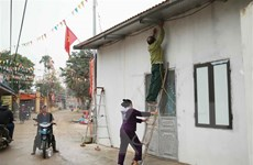 Hà Nội: Cải tạo, nâng cấp các công trình trên địa bàn xã Đồng Tâm