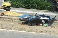 Sơn La: Hai xe máy đối đầu trong đêm, ba người thương vong