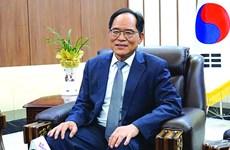 Đại sứ Park Noh Wan: Sau cơn mưa COVID-19, bầu trời Việt-Hàn lại sáng