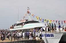 Cần ngăn chặn nạn chèo kéo khách du lịch ở huyện đảo Lý Sơn