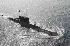 Iran tuyên bố duy trì các hoạt động của hải quân tại vùng Vịnh