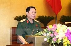 Làm rõ mục đích, yêu cầu xây dựng dự án Luật Biên phòng Việt Nam