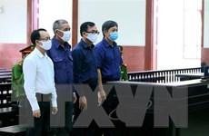 TP.HCM: Xét xử phúc thẩm vụ án tại dự án 15 Thi Sách