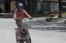 Trung và Nam Trung Bộ nắng nóng gay gắt, chỉ số tia UV gây hại rất cao