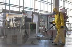 Nga: Phát hiện ổ lây nhiễm COVID-19 tại các doanh nghiệp quốc phòng