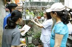 Hà Nội đẩy mạnh các biện pháp phòng, chống dịch bệnh sốt xuất huyết