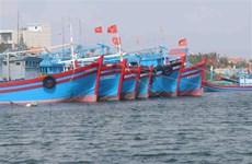 Thu hồi giấy phép khai thác 2 tàu cá vi phạm vùng biển nước ngoài