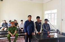 Quảng Ninh: Tuyên phạt án tù cho 3 đối tượng vận chuyển pháo trái phép