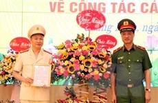 Phó Chánh Văn phòng Cảnh sát điều tra làm Giám đốc Công an Quảng Ninh