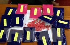 Công an Lào Cai triệt phá đường dây buôn bán ma túy liên tỉnh