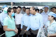 Thủ tướng: Bắc Ninh cần dành nguồn lực để xây dựng nhà ở cho công nhân
