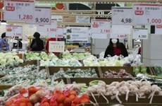 Hàn Quốc điều chỉnh số liệu tăng trưởng kinh tế trong quý 1