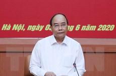 Thường trực Chính phủ họp về các chương trình, dự án hợp tác với Lào