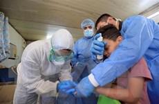 Iraq ghi nhận số ca nhiễm mới COVID-19 trong ngày cao nhất