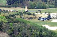 Hàn Quốc và Mỹ tiến hành tập trận phòng thủ tên lửa