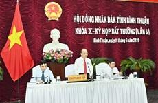 Bình Thuận thông qua 9 Nghị quyết quan trọng tại kỳ họp bất thường