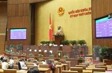 Trình Quốc hội danh sách các Phó Chủ tịch, Ủy viên Hội đồng bầu cử